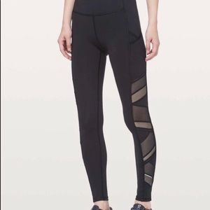 BRAND NEW-lululemon Speed Up Tight 28 Mesh